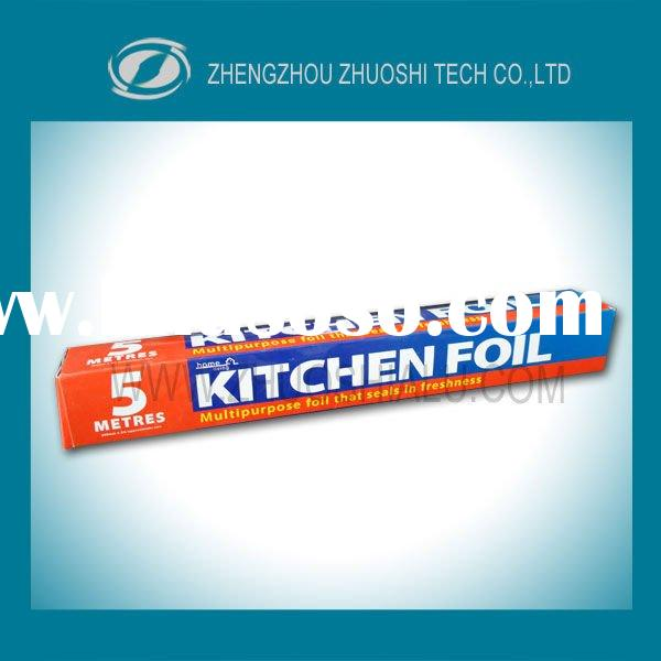 Aluminum foil for Kitchen or Catering application