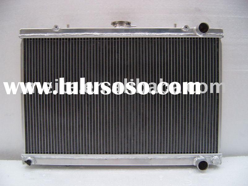 Auto Aluminum racing radiator for SUBARU WRX GDB MANUAL
