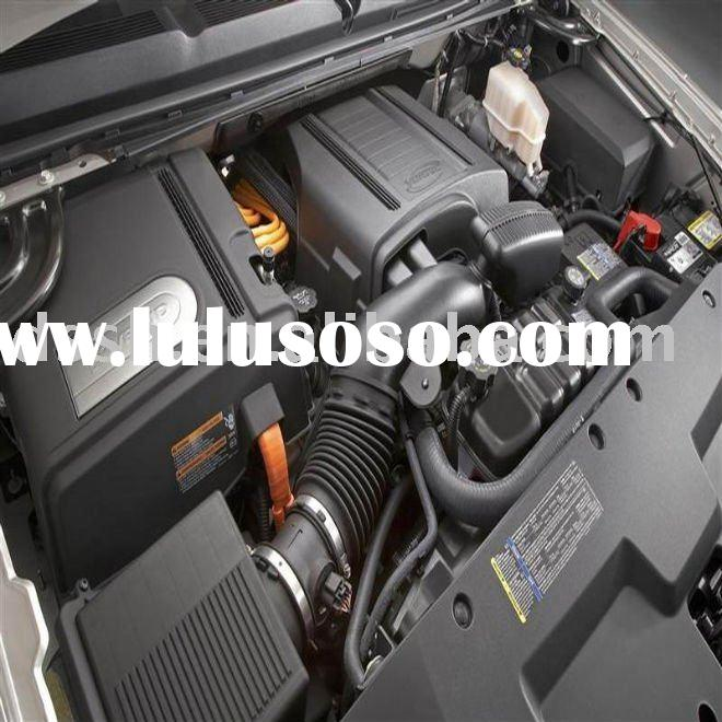 Automotive luricant nano additives for heavy duty engine oil