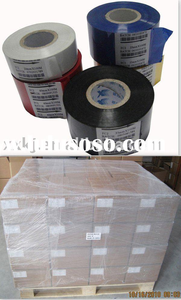 Black FC3 hot stamping coding machine for Food packaging bags