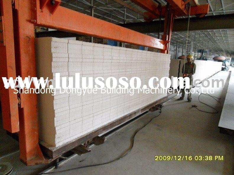 Cellular Concrete Systems : Cellular lightweight brick plant for sale price china