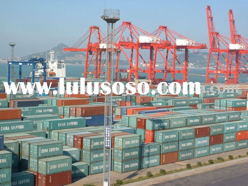 China shipping Sea international logistics container to/from San Diego,CA