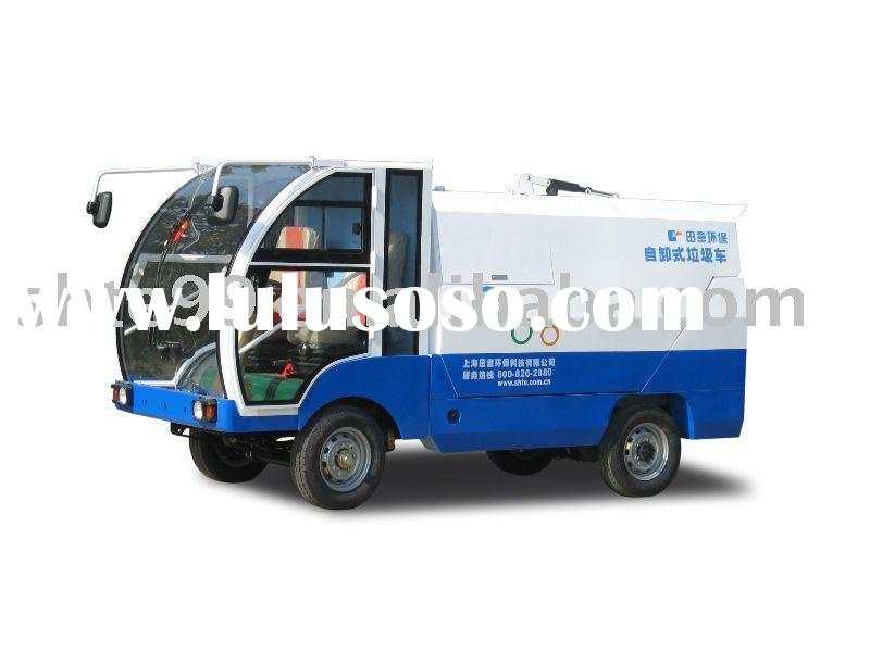 Electric Rubbish  Vehicle