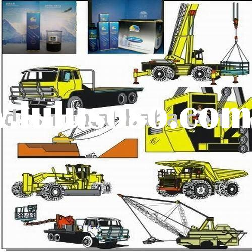 Heavy Duty Diesel engine oil additives for all kinds of large vehicles