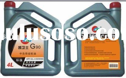 KSI  lubricant  oil  Corwes  series  high  quality  load gear  oil  G90