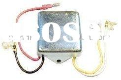 Lucas Auto Alternator Voltage Regulator IL214, FOR USE ON: Triumph, Austin, Jaguar, MG
