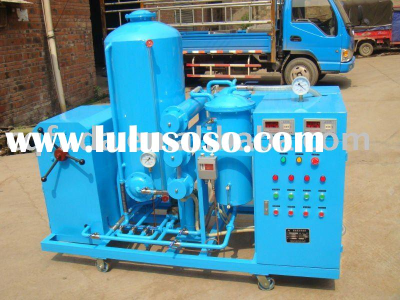 Mobil Oil Purification  Machine
