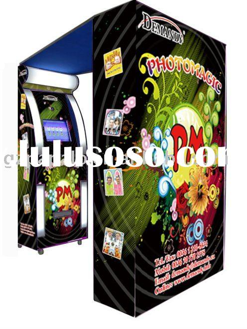Photo Vending Machine - GOOD BUSINESS OPPORTUNITY