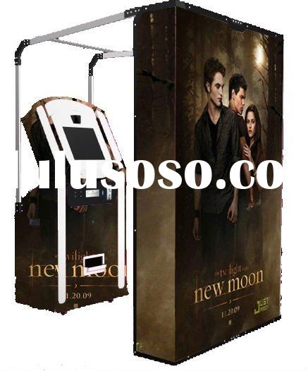 Super Portable Photo Vending Machine Open Your Business