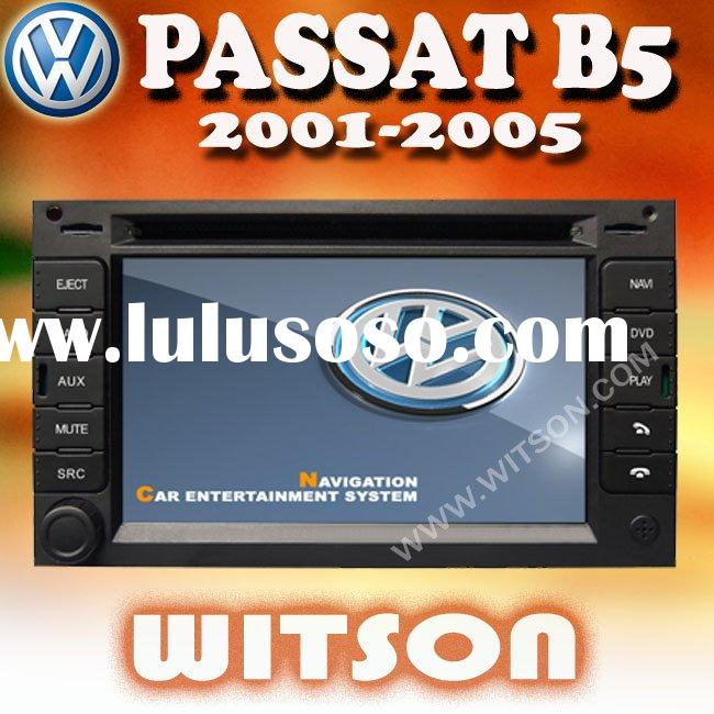 WITSON VOLKSWAGEN PASSAT B5 2001-2005 Car DVD with GPS Navigation
