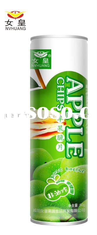 apple chips natural food dehydrated food all food china special fruit food