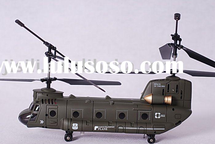 big size  JSLS022  CH-47 BIG CHINOOK 3CH R/C transport helicopter