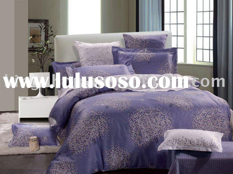 hot sale American home textile bedding sets/sheet sets