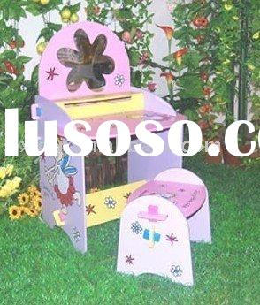 wooden table & wooden chairs/Children table/Learning Table