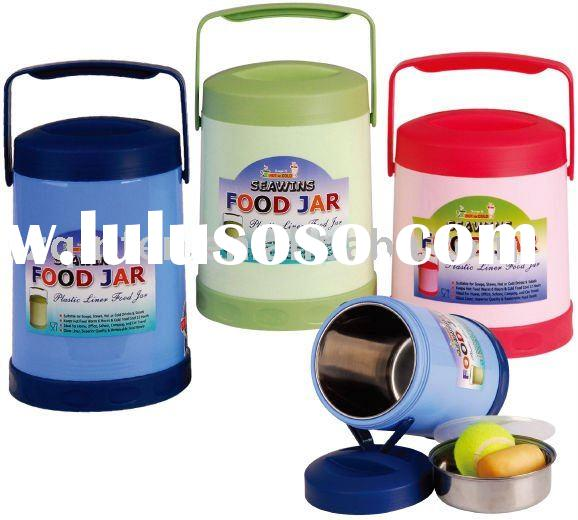 1.4L portable food jar   food container   lunch box