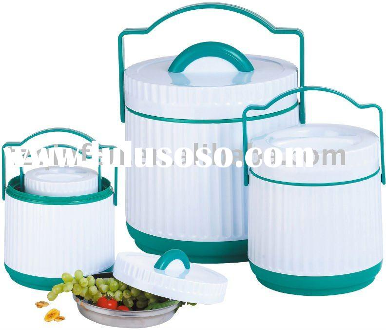 4.6L portable food jar   food container   lunch box