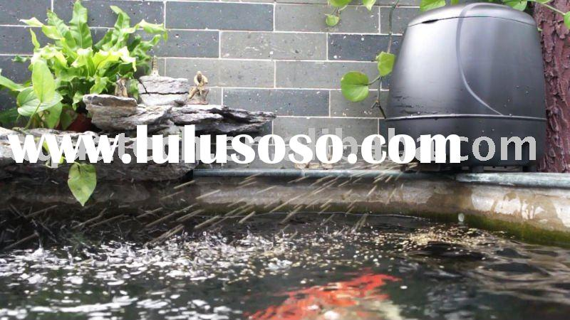 Pvc blue koi showing bowl for sale price china for Koi pond motors