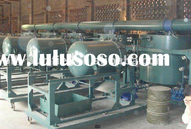 CNNK-JZC Heavy Fuel Oil Recovery,Small Engine Oil Refinery Machines