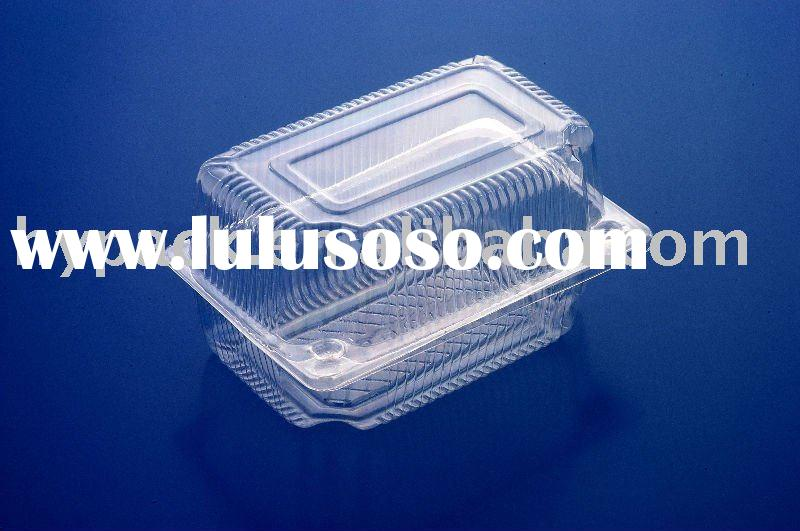 Cake Container/ Food Container/ Fast Food Container