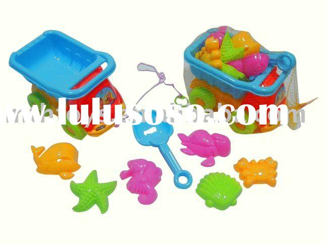 Colorful plastic tools toy