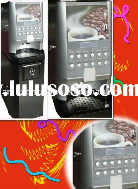 Commercial coffee vending machine (DL-A734)