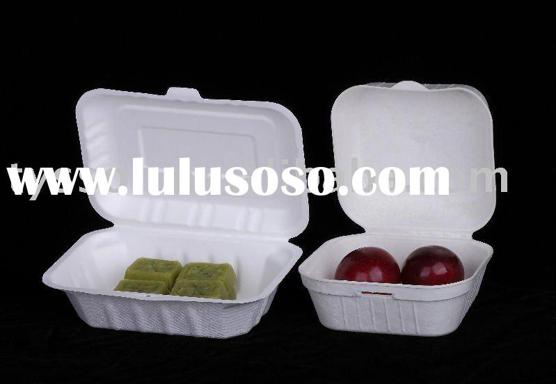 Disposable Foam Food Container