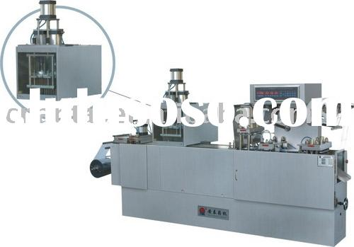 Fish Food Blister Packing Machine