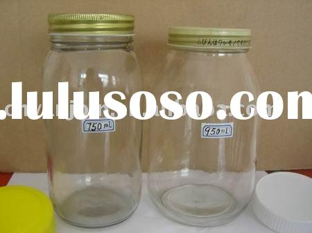 Glass Honey Jar/Bottle/Food Container