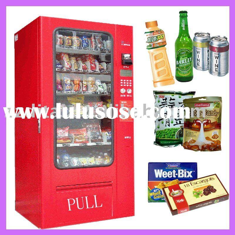New designed automatic snack vending machine