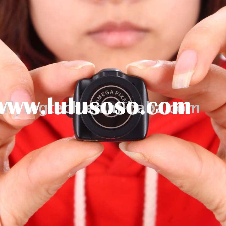 Newest Smallest 2.0MP Tiny camera,HD Hidden camera, mini camera