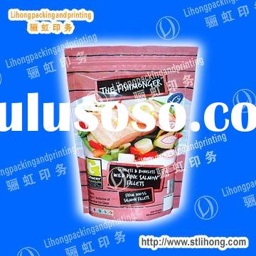 Reclosable Bags For Frozen Cooked Meat
