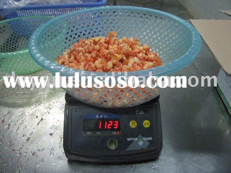 SELL FROZEN COOKED CRAYFISH TAILMEAT
