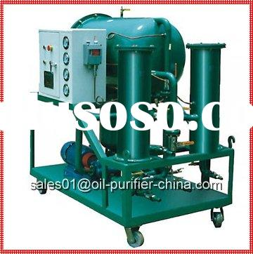Vacuum lube oil purifier diesel oil purifier gasoline oil purifier ---TYB
