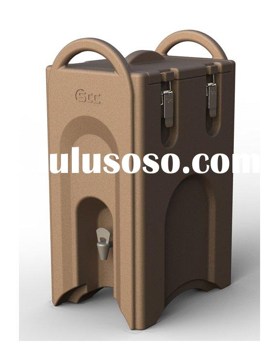 insulated beverage container / insulated beverage barrel / insulated beverage servers