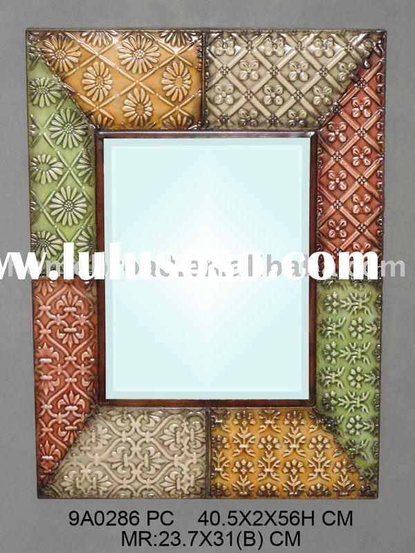 2010 new design home decorative wall mirror