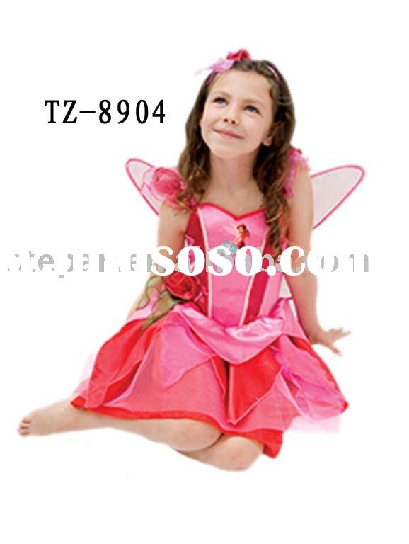 2011 Most Popular Girls angel dress