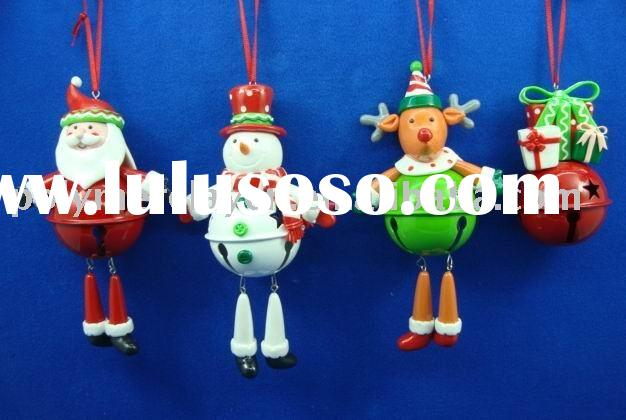 3D most popular Chritmas craft/ornament made of polymer clay is widely used as a decoration or gift