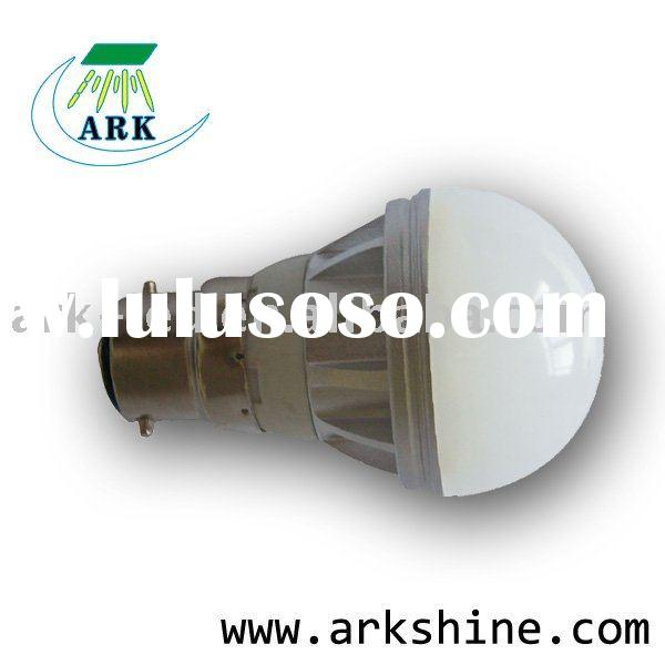 3w high power led b22 energy saving bulb lamp