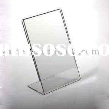 Clear Acrylic Picture Frame