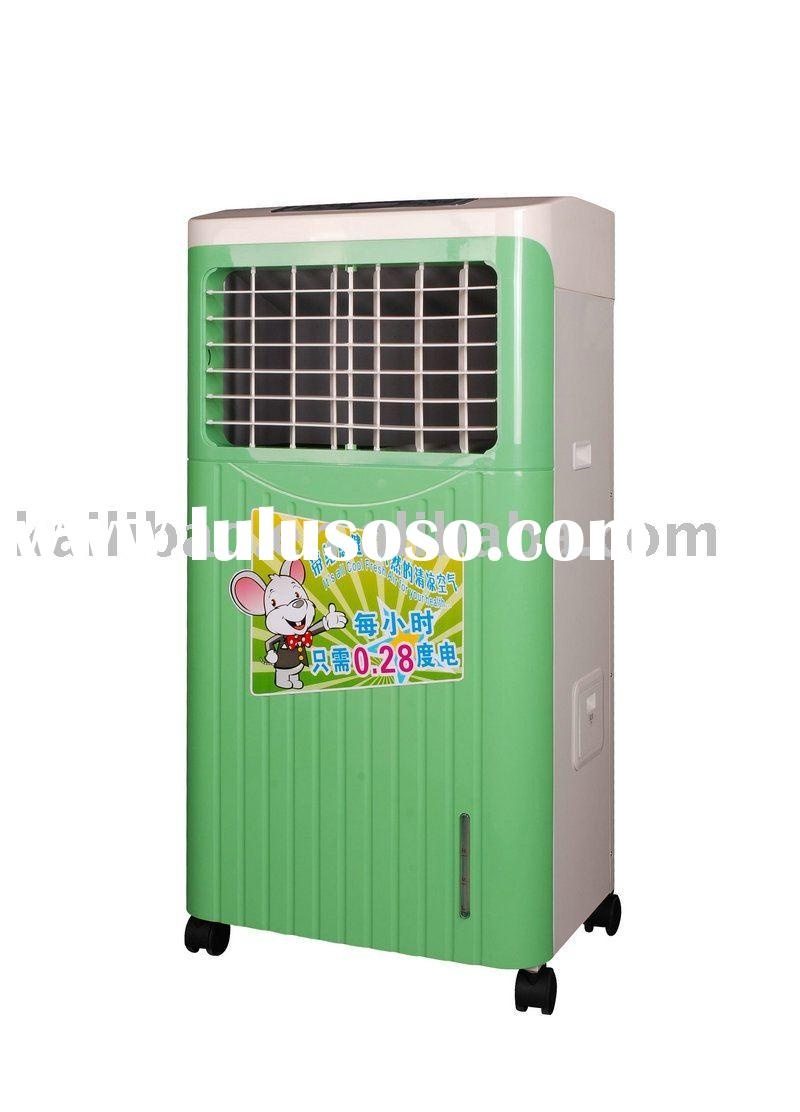 Energy saving and low operating cost air cooler