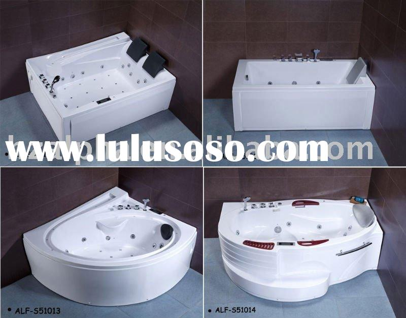 Full function massage bathtub with better ABS sheet