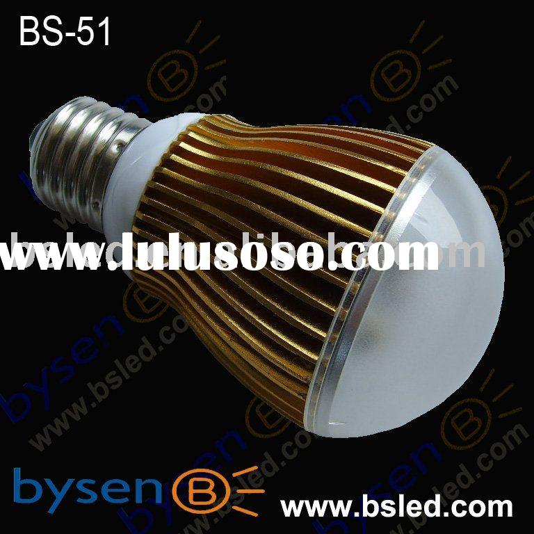 HIgh power led bulb light energy saving
