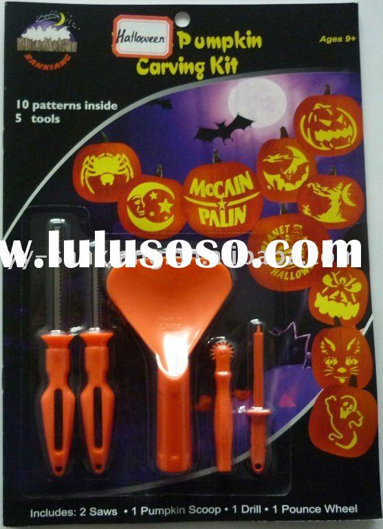 Halloween carving kit/pumpkin carving kit/carving tool/halloween party