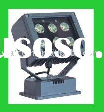Hight Power LED Flood Light , LED Flood Light RGB HS-FL-1208-6W