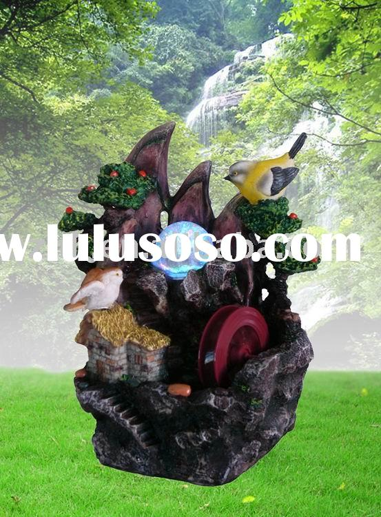 Indoor Tabletop Fountains(Craft,Resin Fountain)