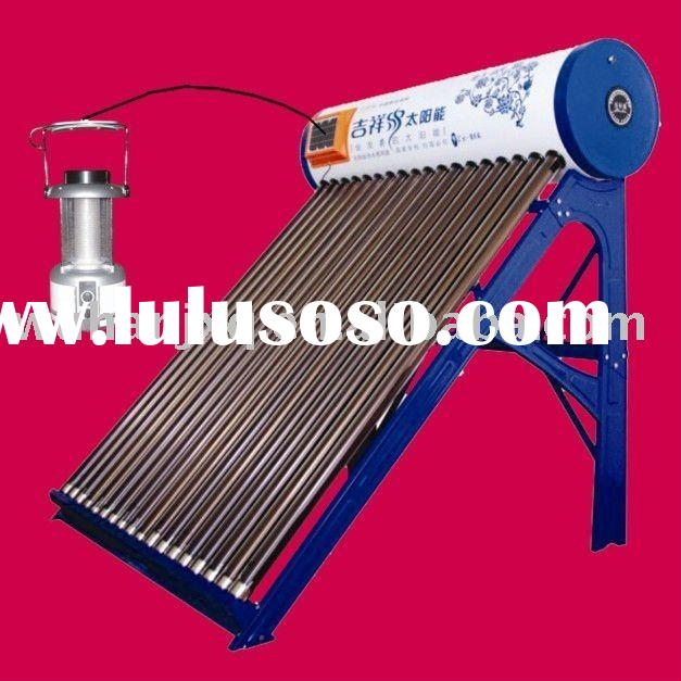 New type solar water heater/generate electricity/energy savingOEM