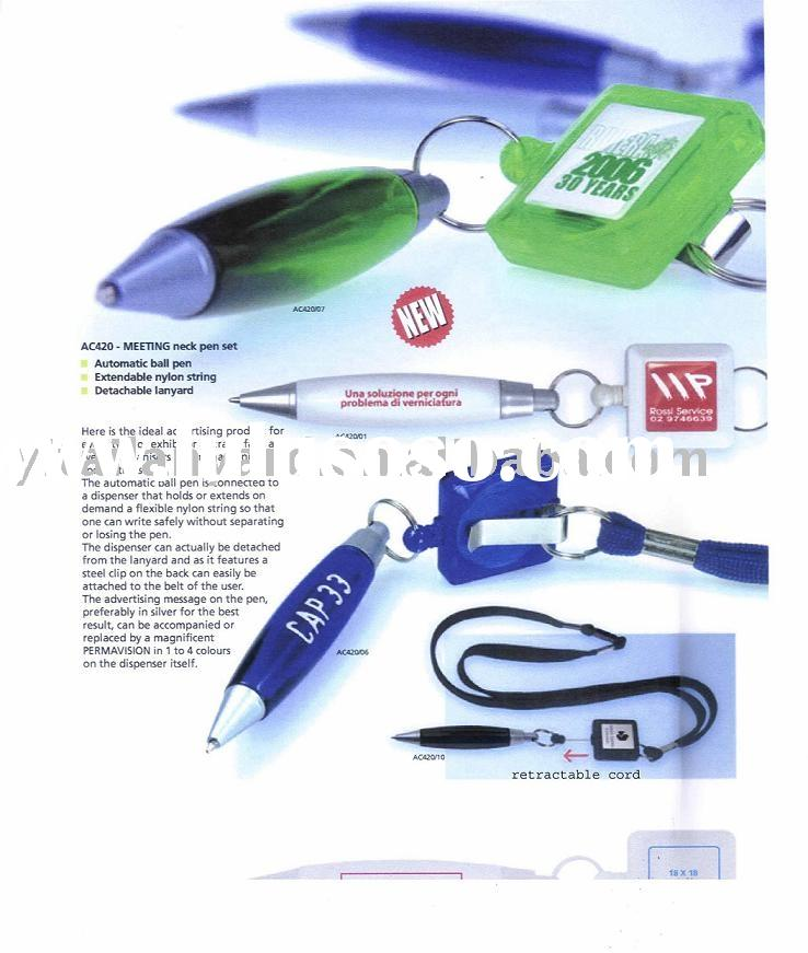 Pen-w-Lanyard-and-Retractable-Cord