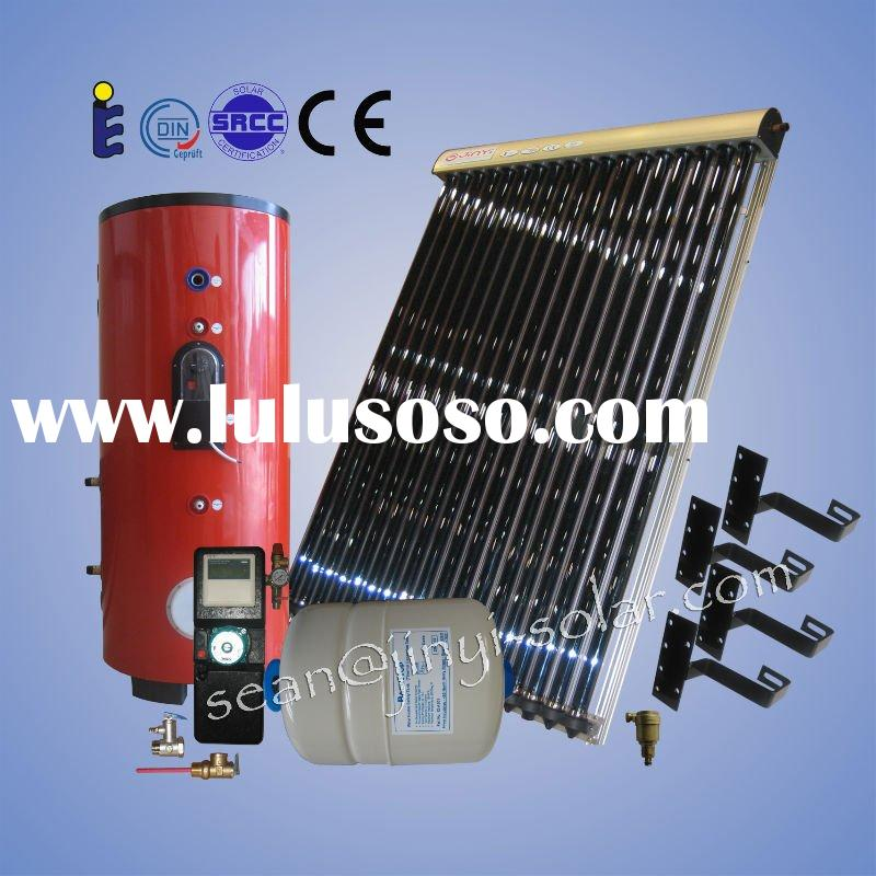 Split Pressurized Solar Water Heating