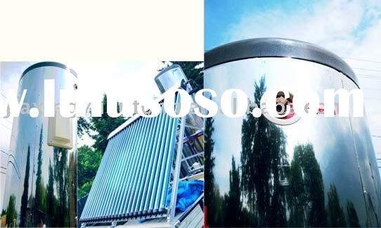 Swimming pool Solar hot water heating Collector