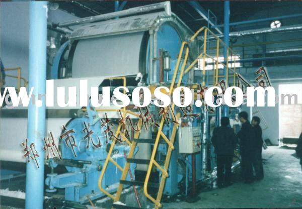 Tissue paper machine (787mm - 2880mm) 0.8 - 10 T/D